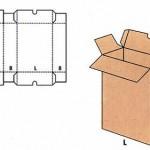 Konstrukcje opakowań Fefco